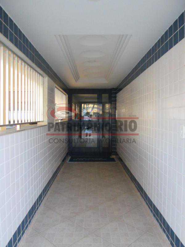 25 - Apartamento com dois quartos na Vila da Penha. - PAAP23311 - 26