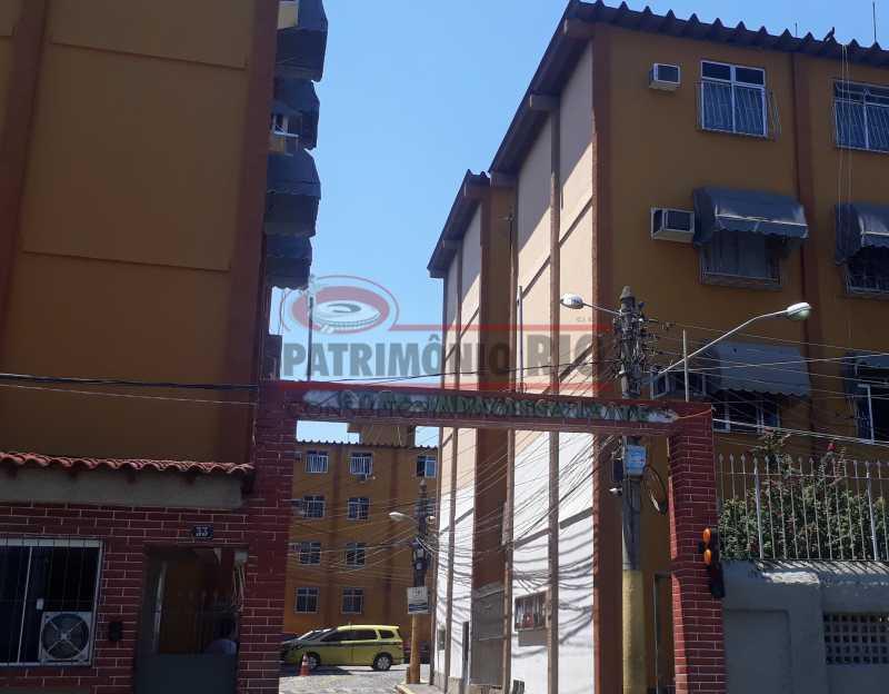 20191012_120502 - Apartamento - 2 quartos - Inhaúma. - PAAP23328 - 1