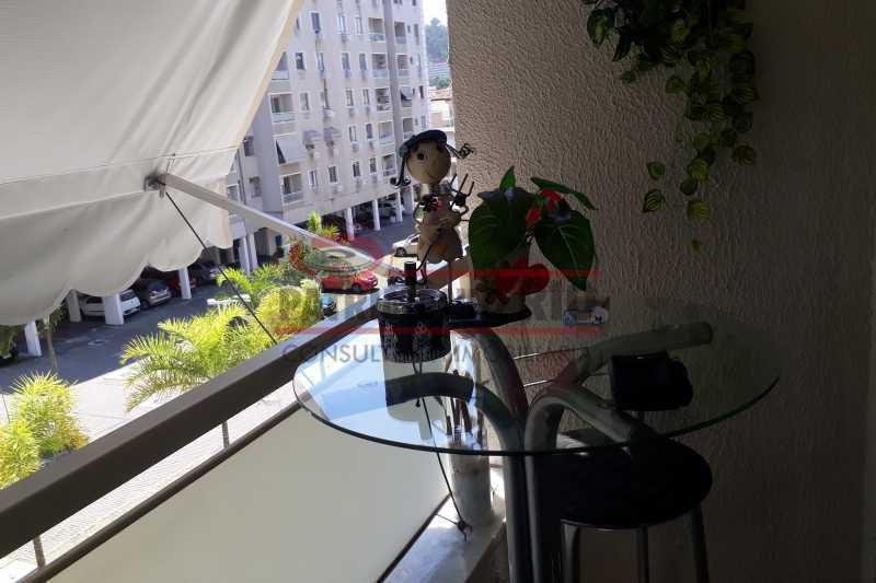 12 - Spazio Rio Star Taquara 2 quartos. - PAAP23338 - 1