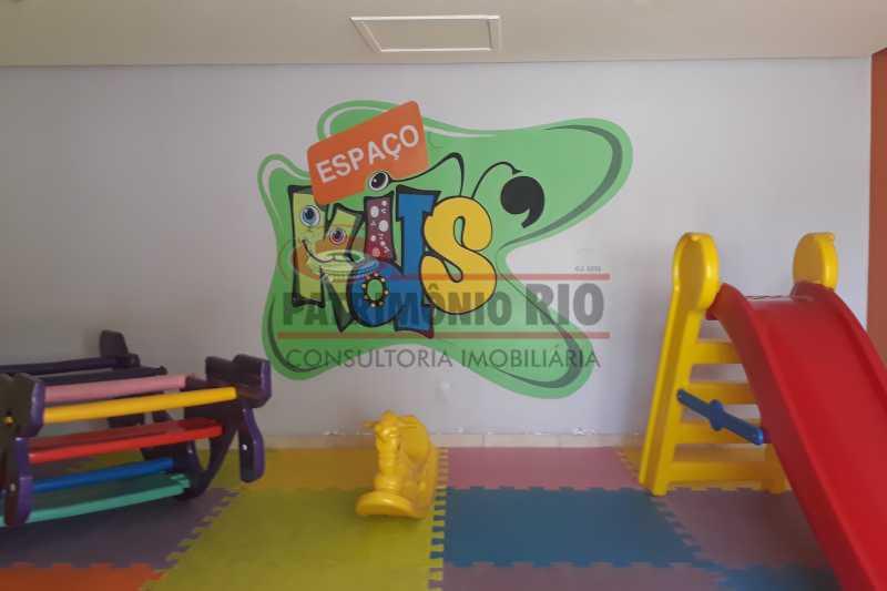 23 - Spazio Rio Star Taquara 2 quartos. - PAAP23338 - 25