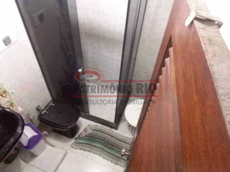 5 - Banheiro. - 2 quartos com vaga juntinho Metrô - PAAP23344 - 23