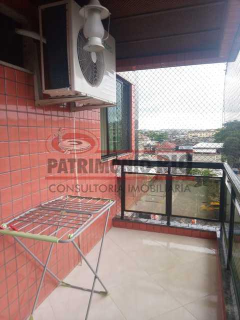 07. - Apto - 2 qtos - Dep. Compl. - Vila da Penha. - PAAP23346 - 8