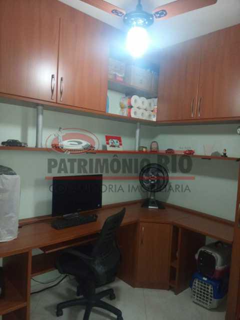 20. - Apto - 2 qtos - Dep. Compl. - Vila da Penha. - PAAP23346 - 21