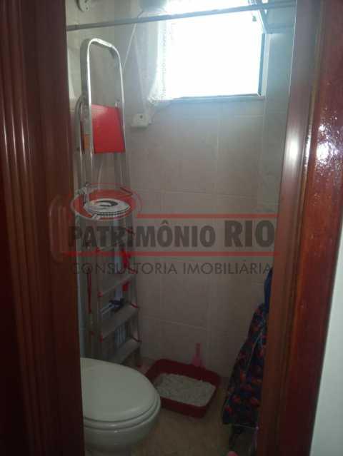 24. - Apto - 2 qtos - Dep. Compl. - Vila da Penha. - PAAP23346 - 25