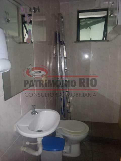 29. - Apto - 2 qtos - Dep. Compl. - Vila da Penha. - PAAP23346 - 30