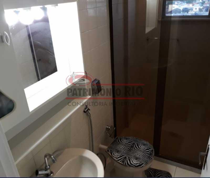 Banheiro - 2 quartos com vaga próximo Rua do Quintão. - PAAP23351 - 8