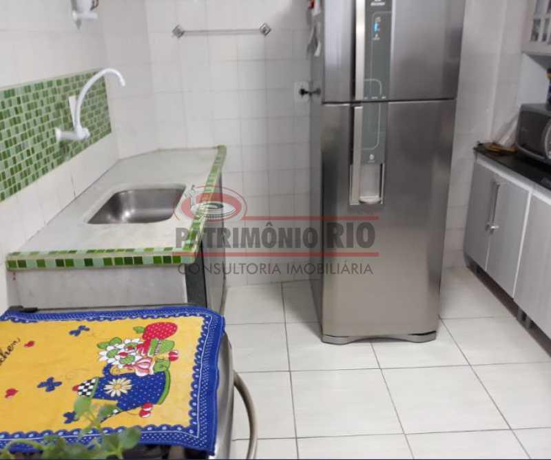 Cozinha 2 - 2 quartos com vaga próximo Rua do Quintão. - PAAP23351 - 10