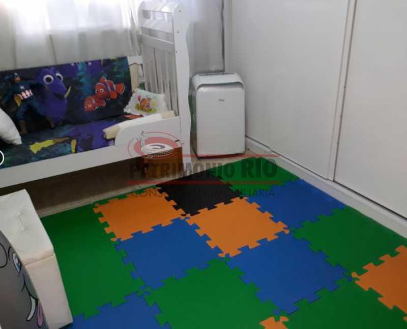 Quarto 2 1 - 2 quartos com vaga próximo Rua do Quintão. - PAAP23351 - 4