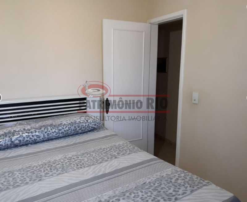 Quarto1 2 - 2 quartos com vaga próximo Rua do Quintão. - PAAP23351 - 7