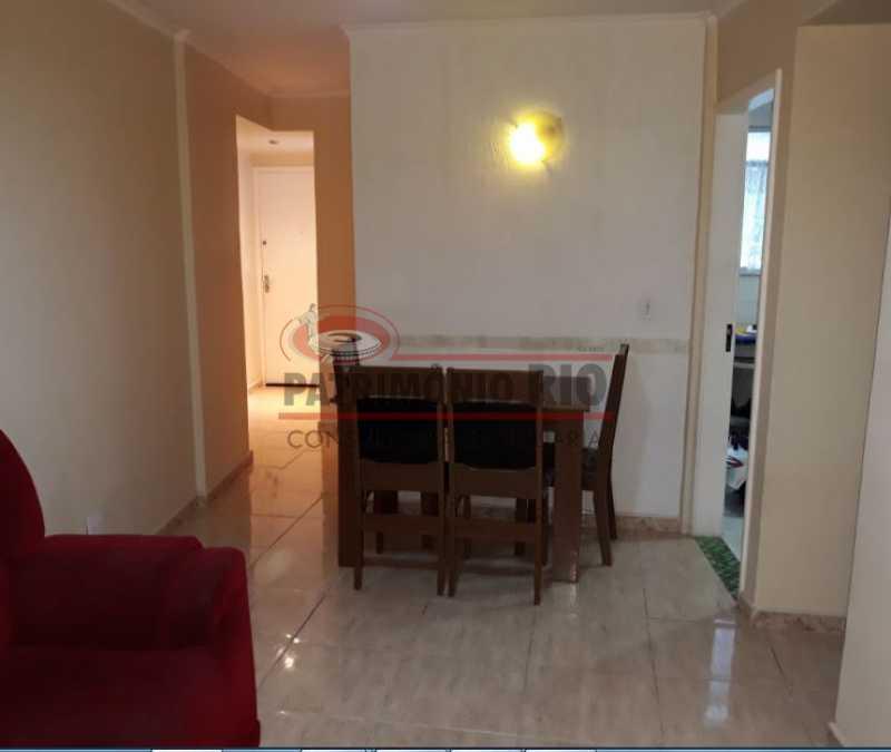 Sala 2 - 2 quartos com vaga próximo Rua do Quintão. - PAAP23351 - 3