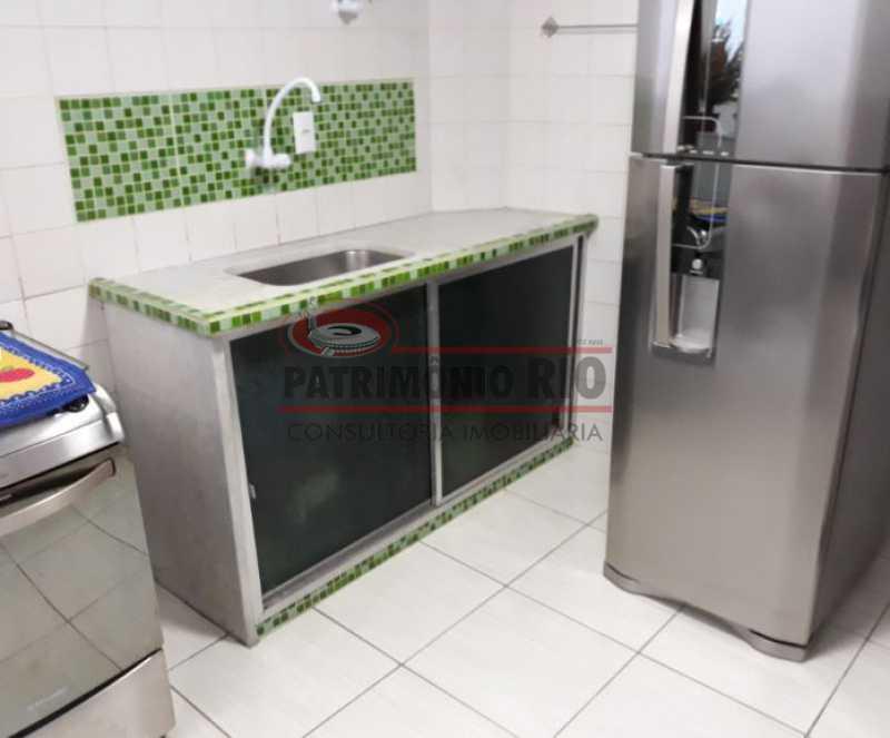 Cozinha 1 - 2 quartos com vaga próximo Rua do Quintão. - PAAP23351 - 15