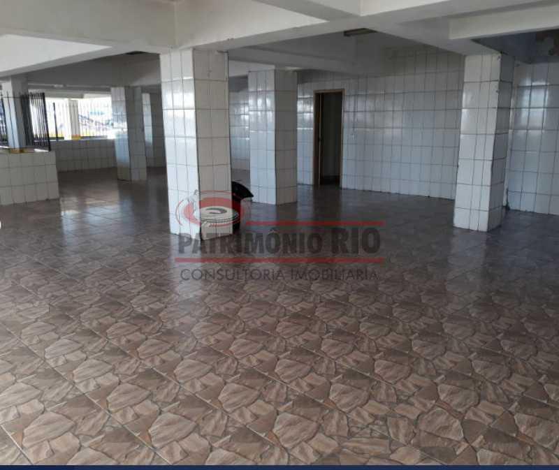 Play - 2 quartos com vaga próximo Rua do Quintão. - PAAP23351 - 23