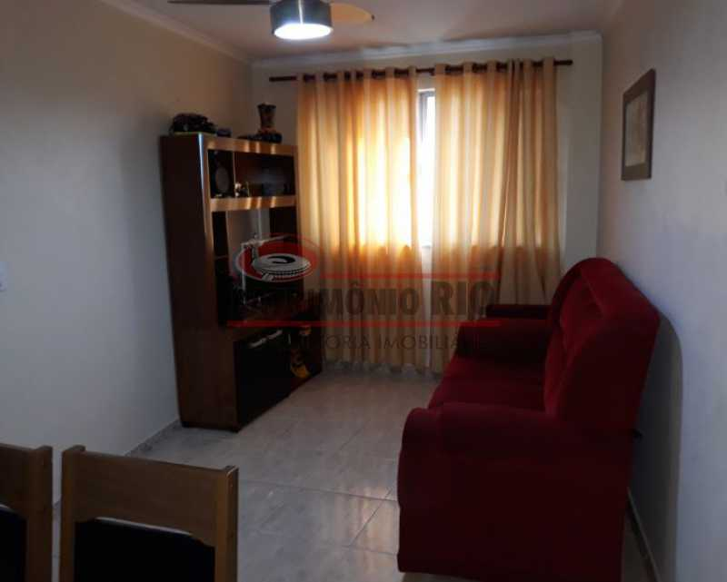 Sala - 2 quartos com vaga próximo Rua do Quintão. - PAAP23351 - 12