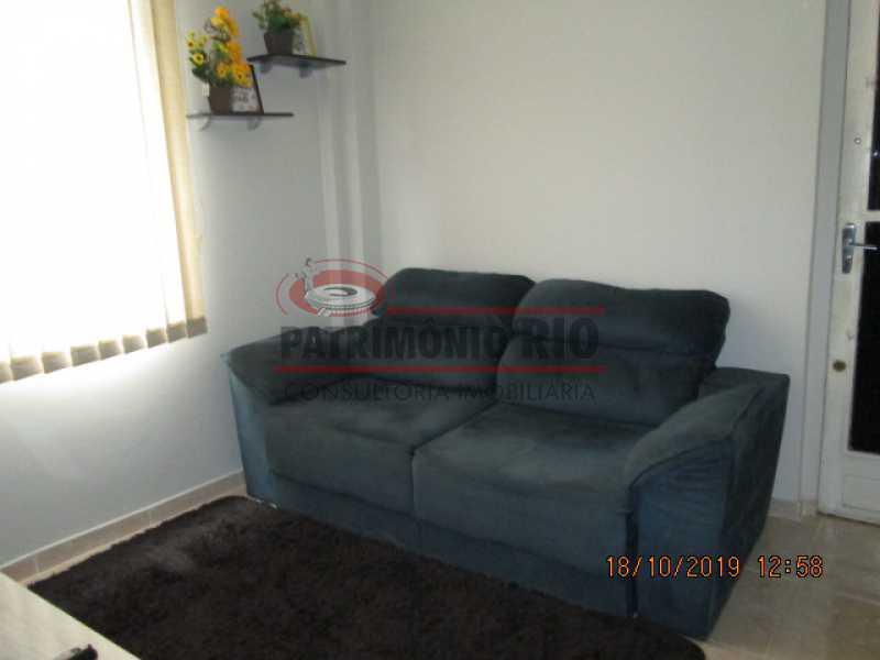 IMG_0268 - Excelente Apartamento 1 quarto, andar Térreo - Vigário Geral - PAAP10391 - 9