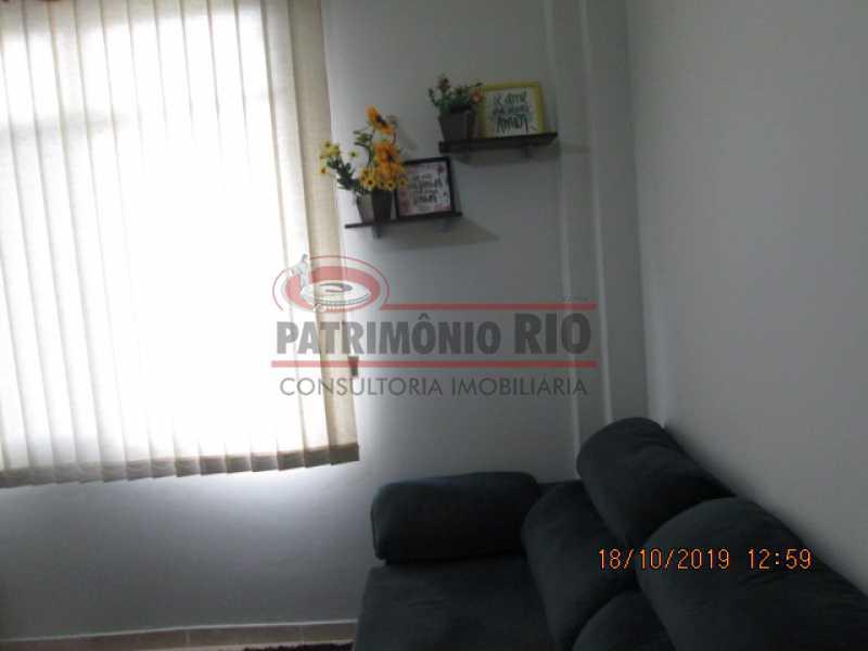 IMG_0274 - Excelente Apartamento 1 quarto, andar Térreo - Vigário Geral - PAAP10391 - 12