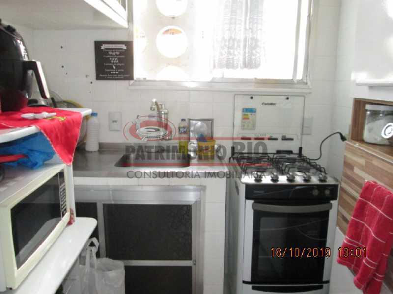 IMG_0279 - Excelente Apartamento 1 quarto, andar Térreo - Vigário Geral - PAAP10391 - 16