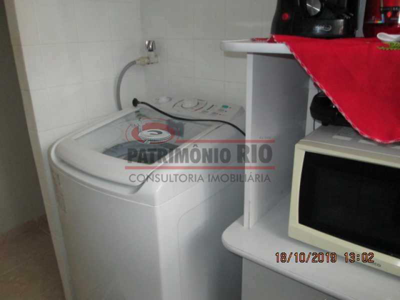 IMG_0282 - Excelente Apartamento 1 quarto, andar Térreo - Vigário Geral - PAAP10391 - 17