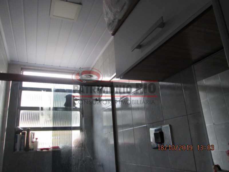 IMG_0288 - Excelente Apartamento 1 quarto, andar Térreo - Vigário Geral - PAAP10391 - 23