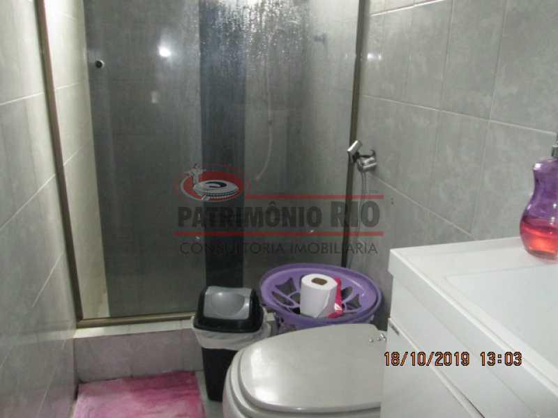 IMG_0289 - Excelente Apartamento 1 quarto, andar Térreo - Vigário Geral - PAAP10391 - 24