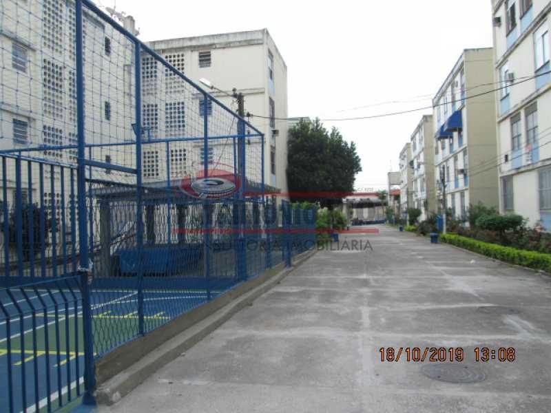 IMG_0303 - Excelente Apartamento 1 quarto, andar Térreo - Vigário Geral - PAAP10391 - 3