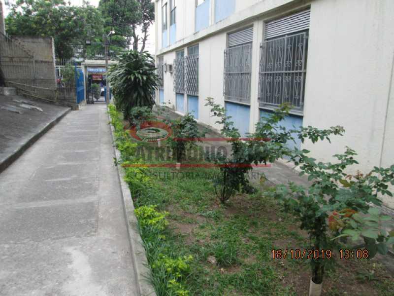 IMG_0306 - Excelente Apartamento 1 quarto, andar Térreo - Vigário Geral - PAAP10391 - 6