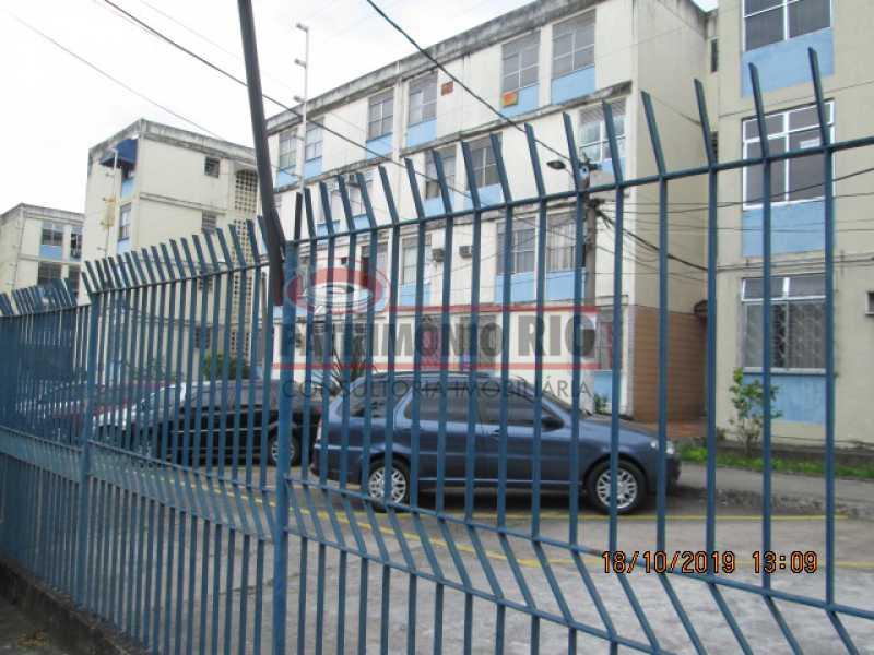 IMG_0309 - Excelente Apartamento 1 quarto, andar Térreo - Vigário Geral - PAAP10391 - 4