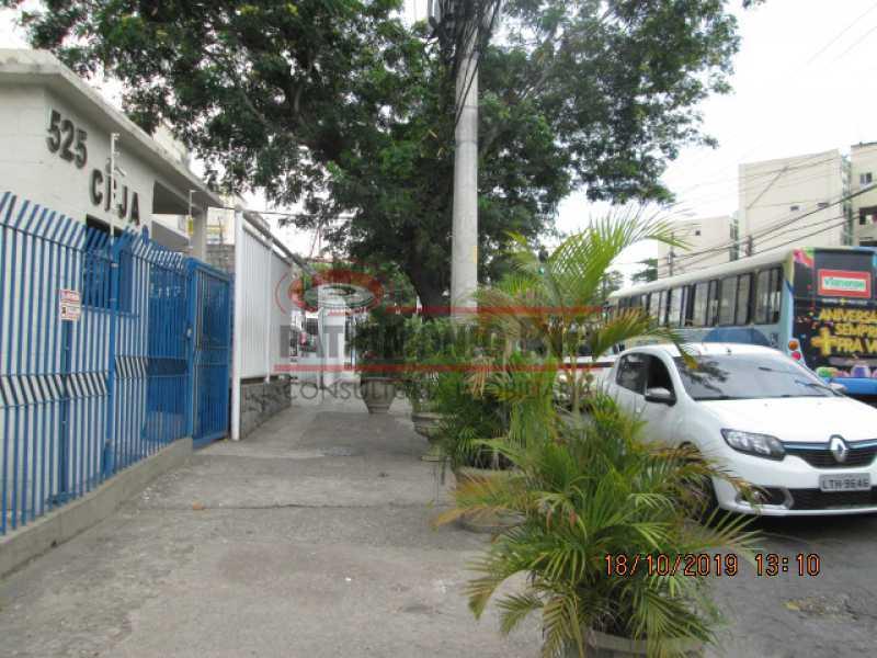 IMG_0310 - Excelente Apartamento 1 quarto, andar Térreo - Vigário Geral - PAAP10391 - 1