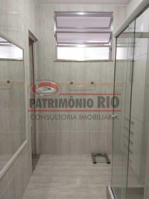 2 - Amplo apto - 2 qtos - suíte - prédio com elevador - 1 vaga - financiando. - PAAP23361 - 15