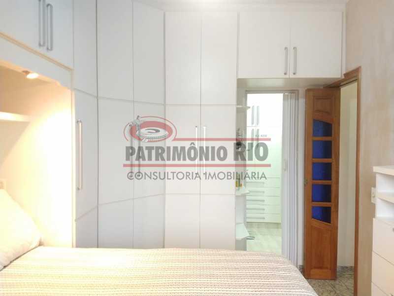 15 - Amplo apto - 2 qtos - suíte - prédio com elevador - 1 vaga - financiando. - PAAP23361 - 13