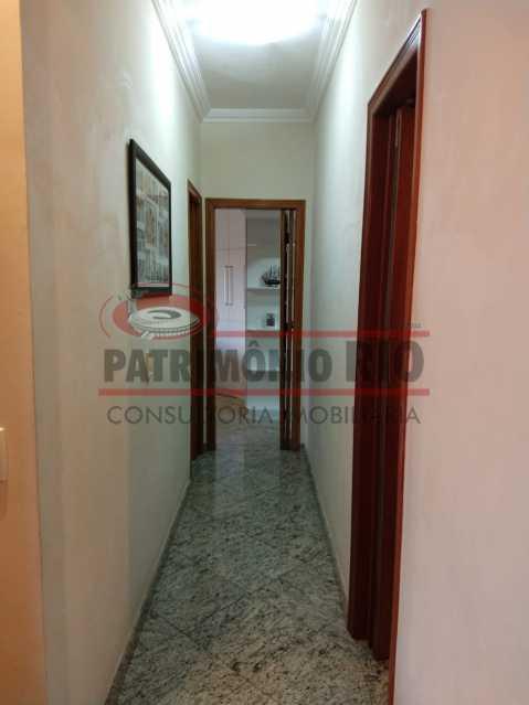27 - Amplo apto - 2 qtos - suíte - prédio com elevador - 1 vaga - financiando. - PAAP23361 - 5