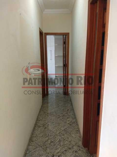 6 - Amplo apto - 2 qtos - suíte - prédio com elevador - 1 vaga - financiando. - PAAP23361 - 22
