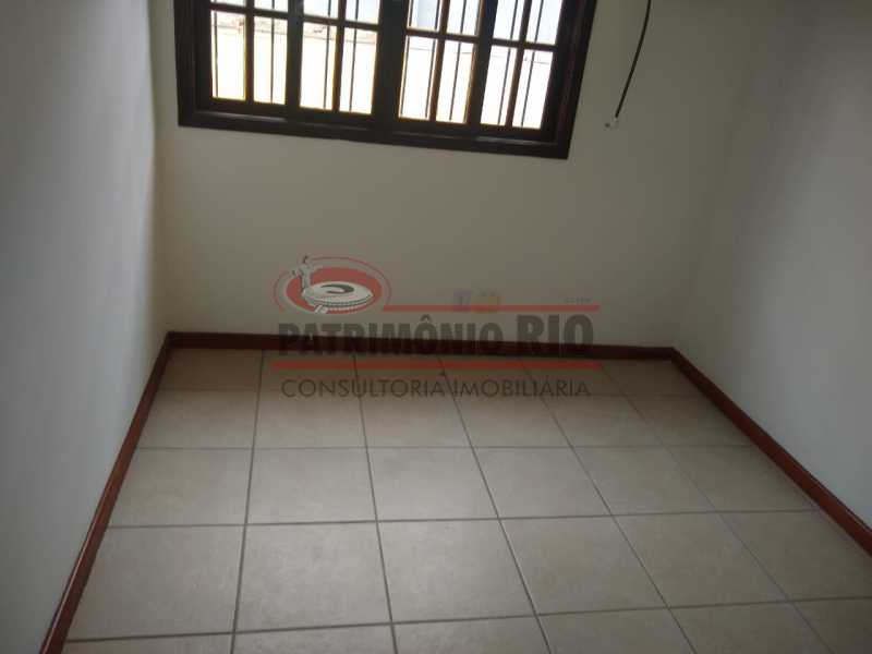 cnt 1 - Casa frente de rua 3 qtos Penha. - PACA30450 - 11