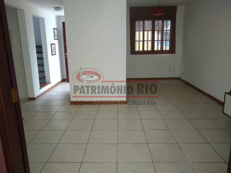 cnt 3 - Casa frente de rua 3 qtos Penha. - PACA30450 - 6