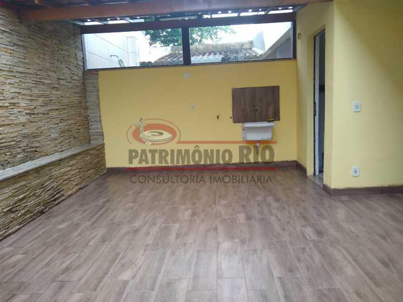 cnt 5 - Casa frente de rua 3 qtos Penha. - PACA30450 - 25