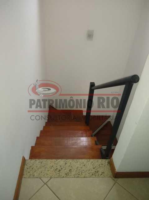 cnt 6 - Casa frente de rua 3 qtos Penha. - PACA30450 - 10