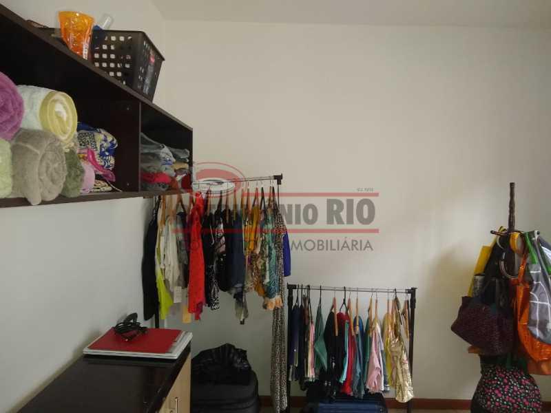 cnt 12 - Casa frente de rua 3 qtos Penha. - PACA30450 - 18