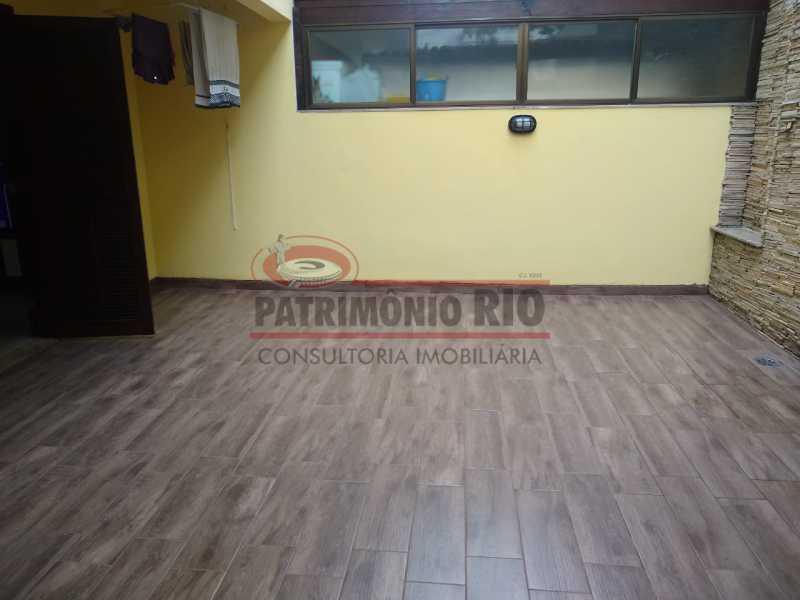 cnt 13 - Casa frente de rua 3 qtos Penha. - PACA30450 - 26