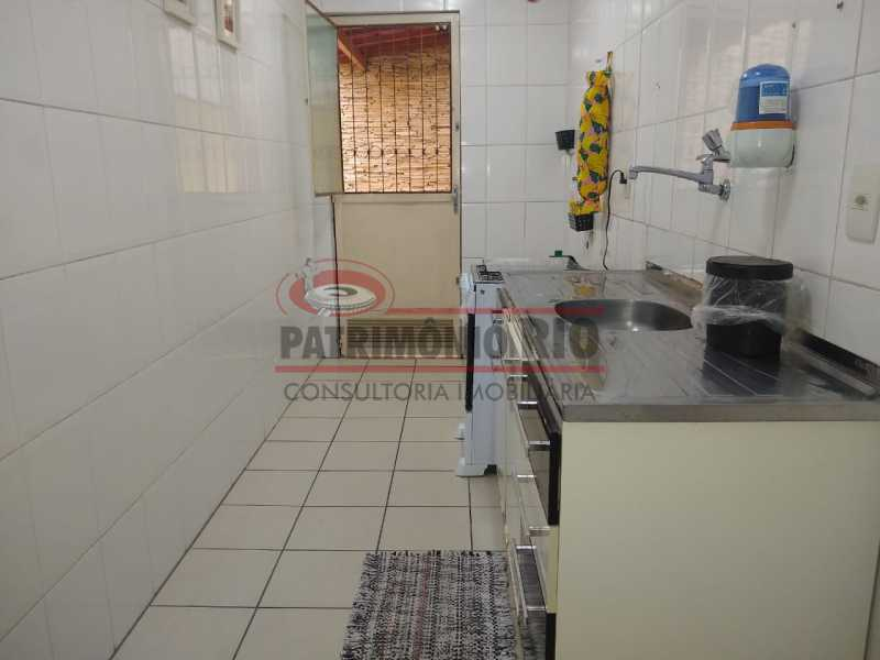 cnt 14 - Casa frente de rua 3 qtos Penha. - PACA30450 - 4