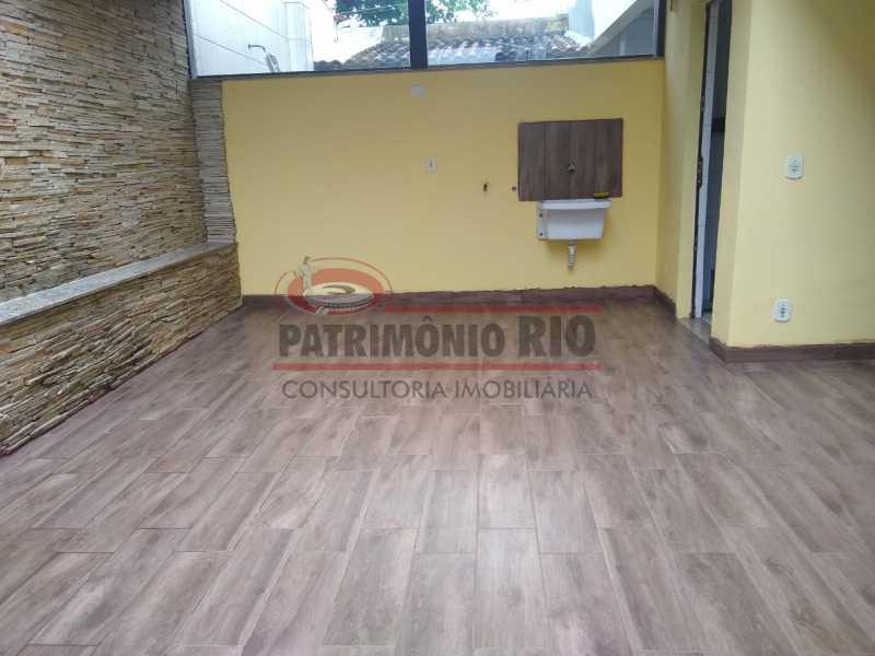cnt 15 - Casa frente de rua 3 qtos Penha. - PACA30450 - 27