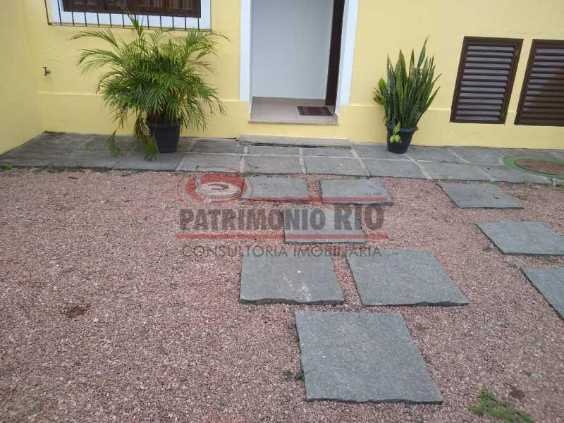 cnt 18 - Casa frente de rua 3 qtos Penha. - PACA30450 - 1