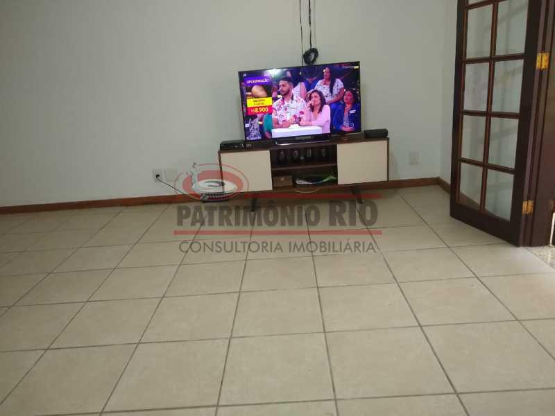 cnt 19 - Casa frente de rua 3 qtos Penha. - PACA30450 - 7