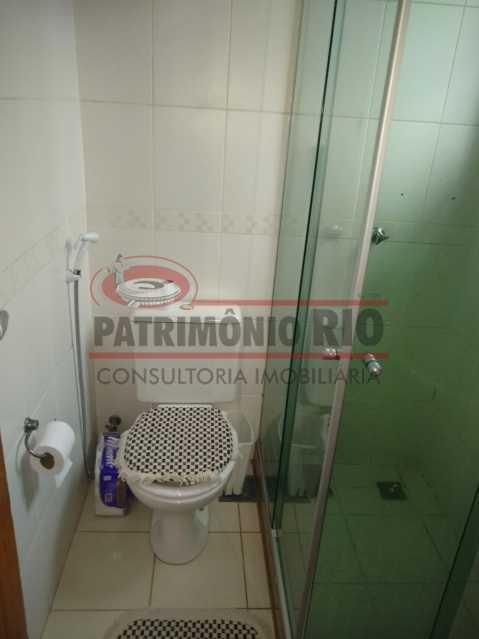 cnt 20 - Casa frente de rua 3 qtos Penha. - PACA30450 - 21