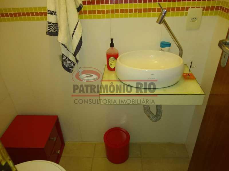 cnt 22 - Casa frente de rua 3 qtos Penha. - PACA30450 - 9