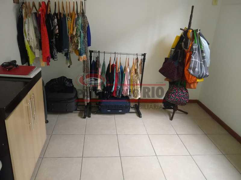 cnt 26 - Casa frente de rua 3 qtos Penha. - PACA30450 - 19