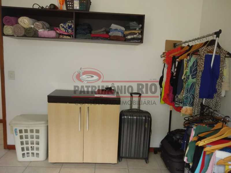 cnt 28 - Casa frente de rua 3 qtos Penha. - PACA30450 - 20
