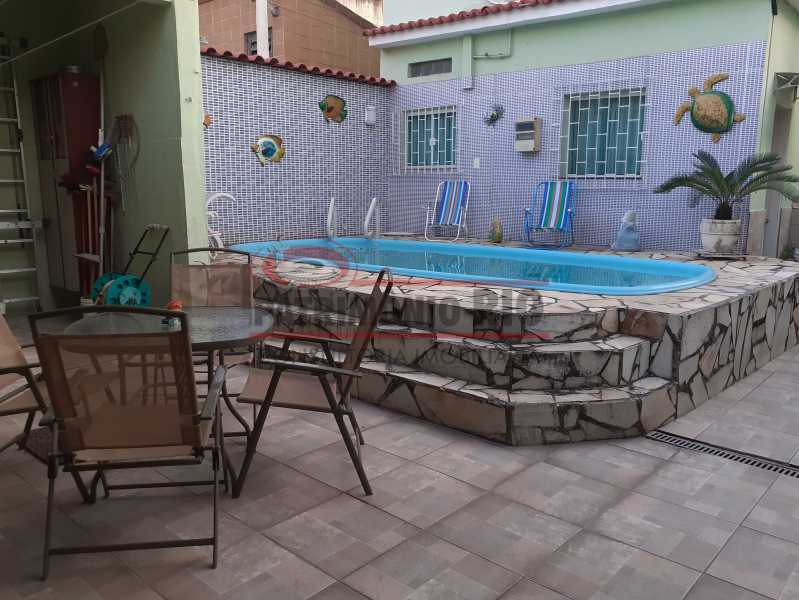 01 - Casa 3 quartos à venda Ramos, Rio de Janeiro - R$ 638.300 - PACA30451 - 1