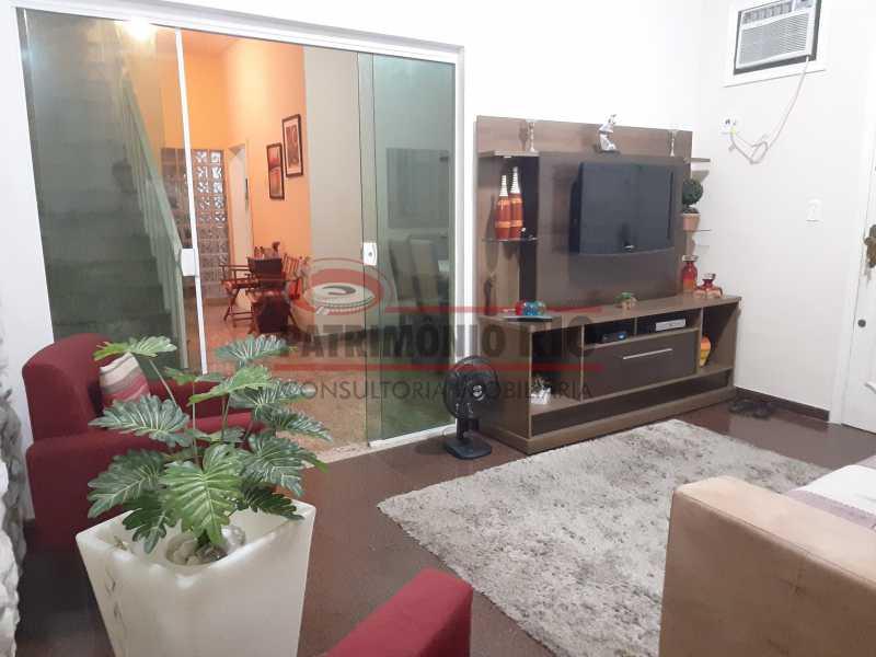 02 - Casa 3 quartos à venda Ramos, Rio de Janeiro - R$ 638.300 - PACA30451 - 3