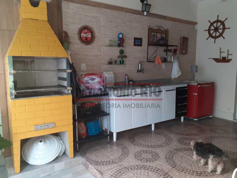 28 - Casa 3 quartos à venda Ramos, Rio de Janeiro - R$ 638.300 - PACA30451 - 30