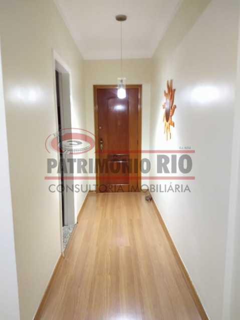 2 - Apartamento, Penha Circular, 2 quartos + dependência completa, varanda, 1 vaga e financiando - PAAP23387 - 22