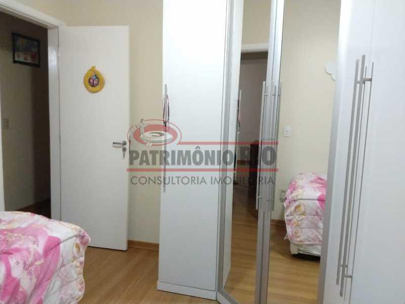 5 - Apartamento, Penha Circular, 2 quartos + dependência completa, varanda, 1 vaga e financiando - PAAP23387 - 14